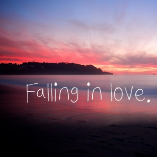 Falling in Love (Valentine's Playlist pt.1)