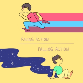 Rising Action / Falling Action