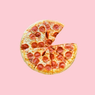 Pizza Love Baby