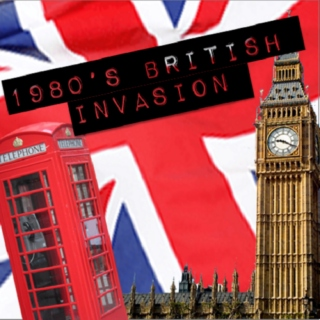 1980's British Invasion