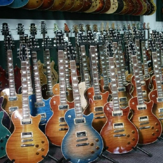 Dreaming Of Les Paul