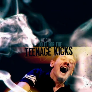 we can do it for the teenage kicks (james cook)
