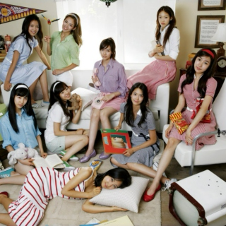 K-Pop Girl Group Anthology: 2006 - 2009