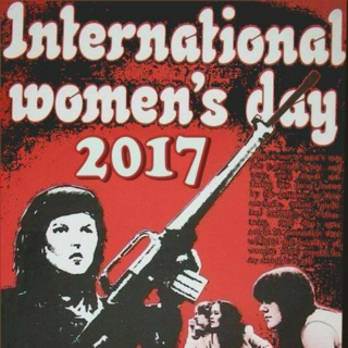 International Women's Day LISTEN TO WOMEN