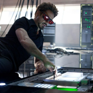 Tony Stark's Working Mix