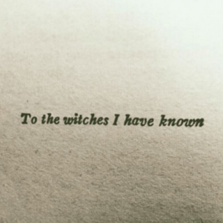 to the witches