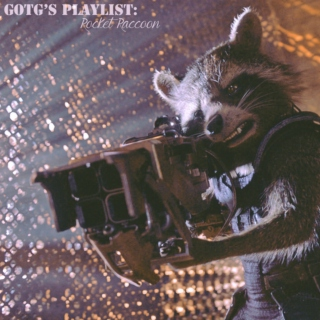 GOTG's Playlist: Rocket Raccoon