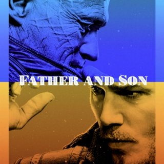 Space Pirate and Kid