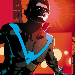 Night Patrol: Nightwing