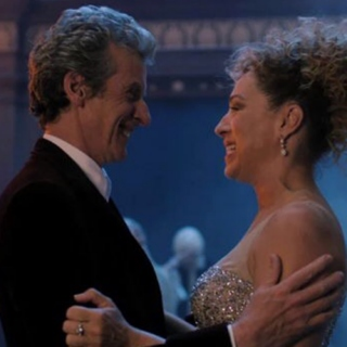 Twelfth Doctor and River Song
