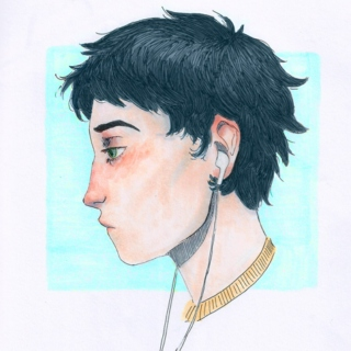 (what appears to be) my perfect record -- an akaashi mix