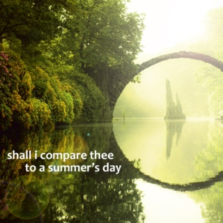 shall i compare thee to a summer's day