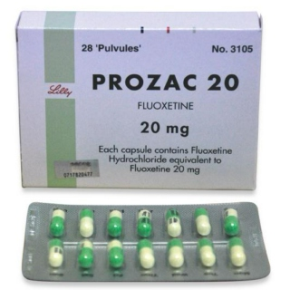 fluoxetine 40mg