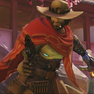 McCree mix