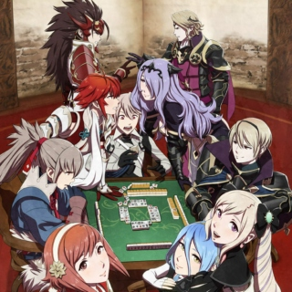 A Race of Pride! 11 songs for Hoshido, 11 songs for Nohr, and 2 songs for both!