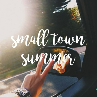small town summer