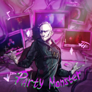 Party Monster (Lucas Baker)
