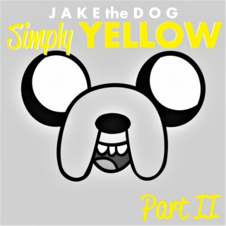 Jake the Dog - Simply Yellow (Part II) [EP]