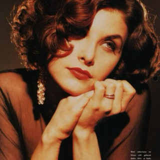 IM AUDREY HORNE AND I GET WHAT I WANT