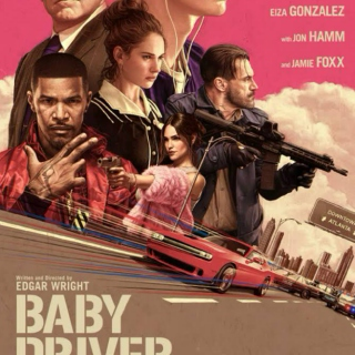 Baby Driver Goes Vroom! Vroom!