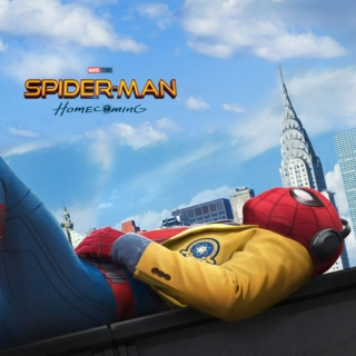 Songs from Spider-Man: Homecoming
