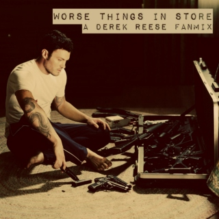 worse things in store: a derek reese fanmix