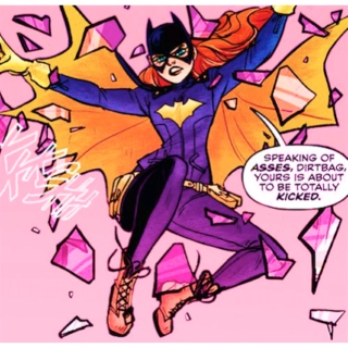 Barbara Gordon Is Done With Your Shit