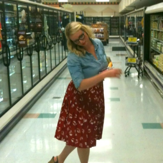 Dancing in the Frozen Aisle