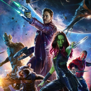 Guardians Of The Galaxy Mix