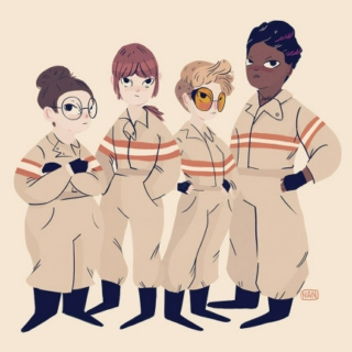 the ghost girls