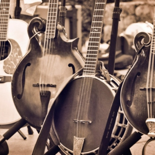 15 SONG BLUEGRASS MIX FOR KEITH R.