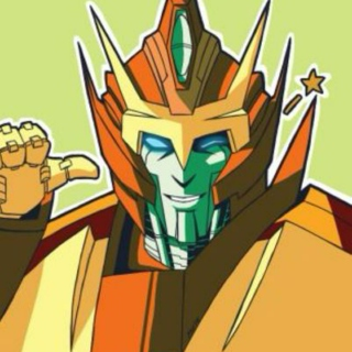 """gay rights!"" -rodimus prime, a known gay"
