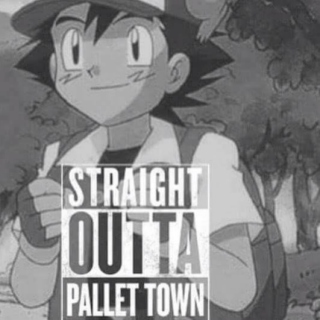 straight outta pallet town