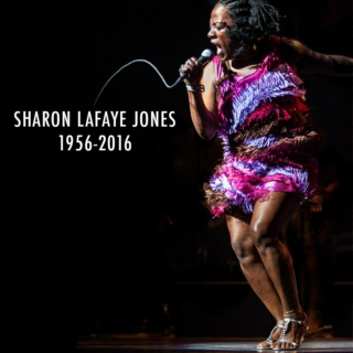 Songs we taught Sharon Jones