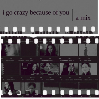 i go crazy because of you ~ An Anthea/Irene Adler Mini Mix