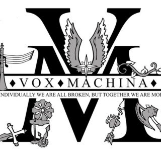 Vox Machina Nostalgia