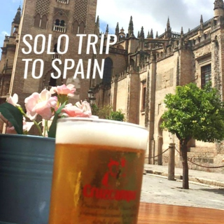 Solo Trip to Spain