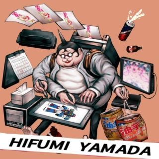 All My Love is For 2D: A Hifumi Yamada Mix