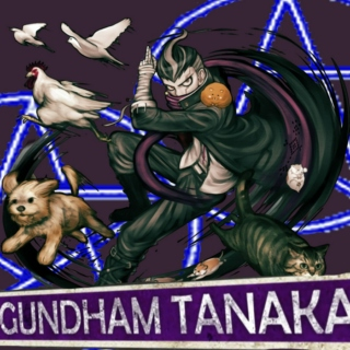 Maybe I'm Just a Human Destined for Hell: A Gundam Tanaka Mix