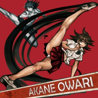 Let's Just Settle This With Our Fists: An Akane Owari Mix