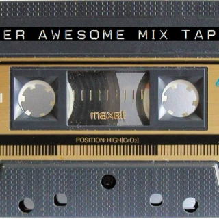 Super Awesome Mix - Volume 1