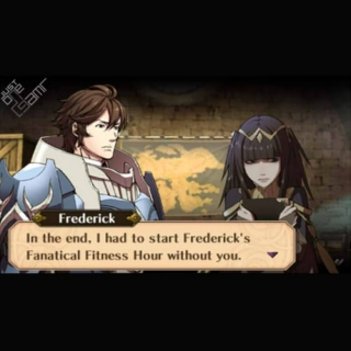 Frederick's Fanatical Fitness Hour