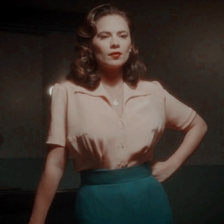 peggy carter.