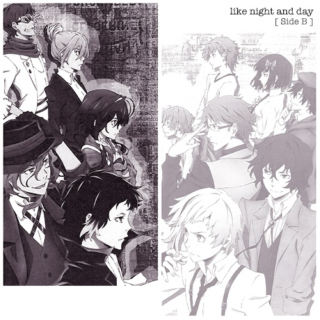 like night and day [Side B]