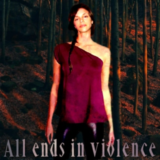 All ends in violence