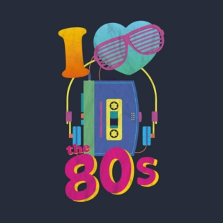 I <3 The 80s