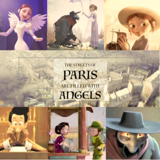 The Streets of Paris Are Filled With Angels