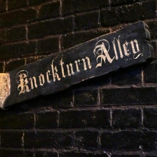 Knockturn Alley