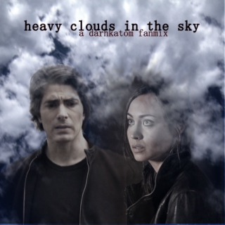 Legends of Tomorrow - heavy clouds in the sky - darhkatom (Ray/Nora)