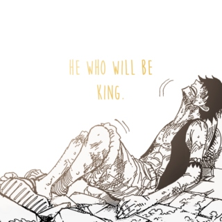 he who will be king || monkey d. luffy